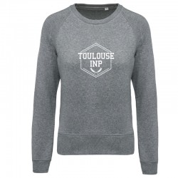Sweat col rond Toulouse INP...