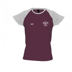 T-shirt bicolore ENSC - Femme