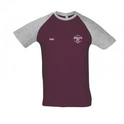 T-shirt bicolore ENSC - Homme