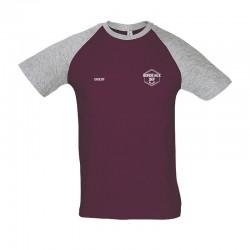 T-shirt bicolore ENSCBP -...