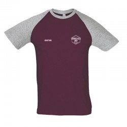 T-shirt bicolore ENSTBB -...