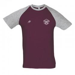 T-shirt bicolore ENSIACET -...