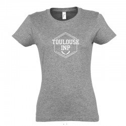 T-shirt Toulouse INP - Femme