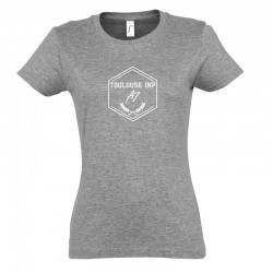 T-shirt ENSIACET - Femme